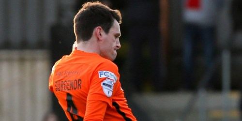WELCOME WIN ON THE ROAD FOR CARRICK